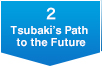 Tsubaki's Path to the Future