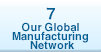 Our Global Manufacturing Network