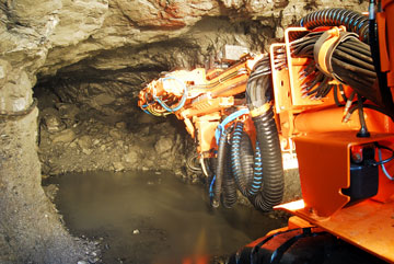 Face Amp Roof Drilling Mining Industry Tsubakimoto Chain