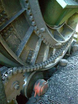 Rotary Breakers Mining Industry Tsubakimoto Chain Group