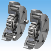 BR-HT Series Torque limiter and Tension release model