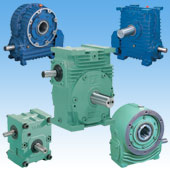 Worm Reducer (Worm Power Drive & Troi Drive)