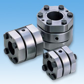 Power Rigid Coupling