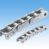 Curved Stainless Steel Chain