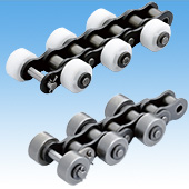 RS Chain with Outboard Rollers
