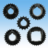 Sprockets for WT0705-W Series