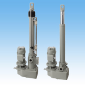 U Series Power Cylinder