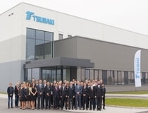 Seventh overseas manufacturing base for automotive parts (Czech Republic)