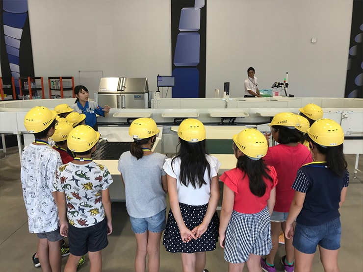 Cooperation in Hanno City's Summer Vacation Experience Program